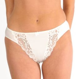 Silhouette Lingerie Bridal Brief ( B4053 )